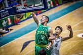 组图:2017男篮亚洲杯首日回顾 丹尼尔单手劈扣
