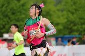 高清:2017北京国际长跑节鸣枪 跑友各自展英姿