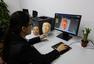 探访八宝山遗体3D打印 硅胶人脸最逼真