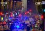 巴黎香榭丽舍大街发生枪击事件 一名警察殉职
