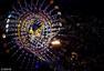 高清图:奥运圣火终熄灭 再见里约东京再燃希望
