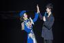 李玟巡演唱响古城西安 张杰助阵清唱《真情人》