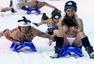温哥华沙滩裸跑 盘点全球裸体比赛
