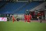 高清图:国安0-1负力帆 吴庆破门握拳振臂庆祝