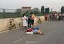 郑州12岁男孩骑小黄车摔死