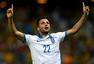 进球回放:萨马拉斯抢断破门 希腊队获晋级希望