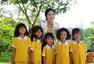《五个小孩的校长》开机 杨千嬅古天乐动情演绎