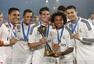 C罗生涯冠军:曼联10冠+皇马8冠 终登欧洲之巅