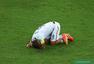 世界杯的泪水:悲喜交加 灯神心碎内马尔三落泪