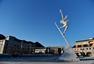 高清:塞上山城张家口 申冬奥城市展现无限风采