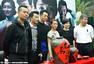 周迅杭州宣传电视《红高粱》 获送生日祝福