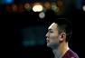 高清:北京队备战球员训练投入 马布里眼神坚定