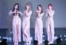 Nine Muses四人体回归 性感舞风赚足眼球