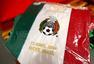 高清图:墨西哥克罗地亚更衣室 红绿球衣10号PK