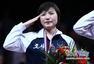 高清:朝鲜运动员夺冠后哭泣 表达对民族的自豪