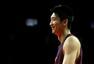 高清图:北京队备战全队气氛轻松 马布里露笑容