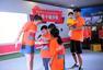 2014亲子健步跑:现场抽奖