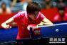 高清:女团小组赛完美收官 刘诗雯丁宁大将之风