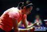 高清:中国女团变阵仍获完胜 罗马尼亚美女养眼
