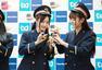 BEJ48与SNH48化身制服美少女 引路人围观
