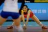 高清:中国女排3-0横扫俄罗斯 夺大冠军杯4连胜
