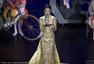 北京国际电影节开幕 章子怡金色礼服登台