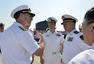 美核潜艇向中国海军司令敞开大门