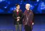 北影节开幕卢燕登台 讲述梅兰芳卓别林前辈故事
