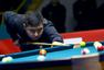 高清:中式台球中国公开赛 郑宇伯与石汉青争冠