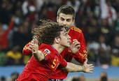 北京时间7月8日凌晨2点30分,第19届南非世界杯第二场半决赛在德班马比达球场进行。德国队与西班牙队...