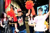 搜狐娱乐讯 2010年07月15日新加坡 由罗志祥带领的服饰品牌STAGE,又将在国际打造全新舞台,...