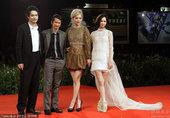 图文:《挪威的森林》首映 导演携妻子及演员出席典礼(14)