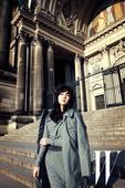 搜狐韩娱讯 韩国某时尚杂志日前公布了韩国演员林秀晶与玄彬今年2月出席柏林电影节时拍摄的时尚写真,吸引...