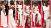北京时间5月21日晚,英格兰球星阿什利-科尔的娇妻谢丽尔-科尔走秀戛纳电影节。获评世界上最美的女人的...