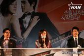 金荷娜 姜志焕主演的搞笑娱乐电影《7级公务员》3月27日在建大乐迪电影院召开发布会。这次发布会由申太...