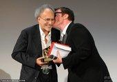 2010年9月12日讯,意大利,当地时间9月11日,第67届威尼斯电影节闭幕。蒙特-赫尔曼凭借《无果...
