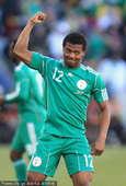 北京时间6月17日晚22时,在南非世界杯B组第二轮的一场交锋中,欧洲劲旅希腊和非洲雄鹰尼日利亚在布隆...