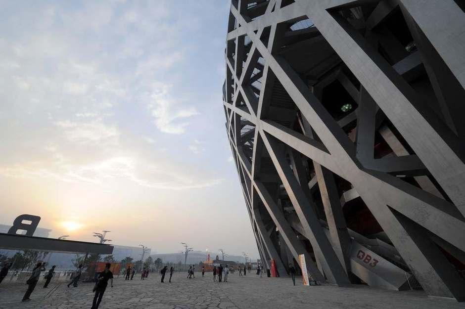 The Bird's Nest, Beijing National Stadium